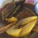 แกงเหลืองมะละกอ
