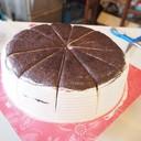 เครปเค้กเพิ่งทำเสร็จ