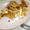 โรตีใส่ไข่