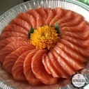 Norwegian Salmon (King size 6kg+) (DIRECT FROM NORWAY) S 150g = 250฿ M 250g =