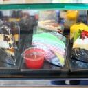 รายการเมนูเค้กต่างๆของร้าน