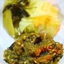 น้ำพริกหนุ่มและผัก (เล็ก 15 บาท ใหญ่ 25 บาท) - สั่งจานเล็ก