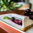 Blueberry Cheese Cake - The Brick Cafe - นนทบุรี