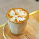 Hot Latte (85 บาท)