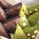 signature Wicked Brownies & Chewy Matcha Bites