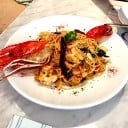 River Prawn Pasta With Chillies