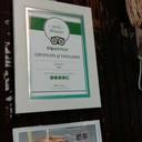 ได้ Certificate จาก Tripadvisor ซะด้วย