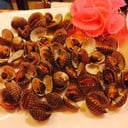 Grilled Cockles