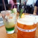 Tea Form (130฿) / Apple Soda (130฿)