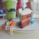 เค้กอร่อย บรรยากาศดี ☺️