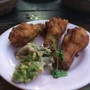 ไก่ทอด กับ หมูมะนาวววว