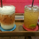 Iced Librarista และ Iced Lemon Tea จ๊ะ