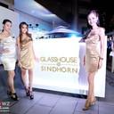 สาวสวยรอต้อนรับเข้างาน Glasshouse @ Sindhorn Winter Fest