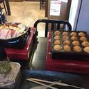 Kimji Nabe + Takoyaki มาทำที่โต๊ะเลยสดๆ!
