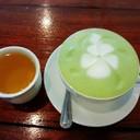 ชาเขียวร้อนรสชาติเบาๆ