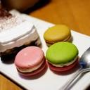 Banoffee & Macaron !!