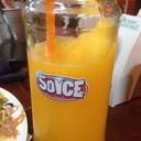 น้ำส้มปั่น
