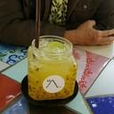 Passion soda (55 บาท)