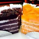 Blue Berry Cake & Orange Cake สูตร Low Fat อร่อย นุ่มละมุน