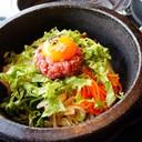 ข้าวยำเกาหลีเนื้อสด ร้านดูเร เมืองทองธานี อร่อยคุ้มราคามากๆ ต้องมาลองกัน