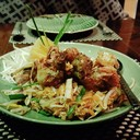 ผัดไทยปูนิ่ม