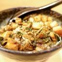 ข้าวหอมญี่ปุ่นหมูย่าง
