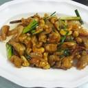 ไก่ผัดเม็ดมะม่วง ( 100 บาท)