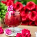 น้ำราสเบอรี่กุหลาบ เป็นน้ำสกัดเย็นช่วยให้ผิวสวยอมชมพู