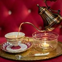 ชาอัสสัมนำเข้าจากอินเดีย เป็นชานมหอมกลิ่นสมุนไพร
