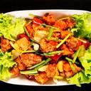 ไก่ผัดเม็ดมะม่วง อร่อยลงตัว ไม่เผ็ด ไม่เลี่ยน มีรสชาติที่เป็นเอกลักษณ์