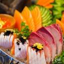 Sashimi Sensation Set 550 บาท