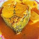 แกงส้มปลาดัพงยอดมะพร้าวอ่อน