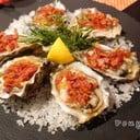 Oystersสด พร้อมBaconสับ - แปลกดีไม่เคยทาน