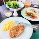 Breakfast.🥓🥖🥞🥗