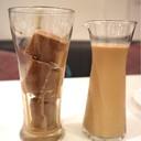 น้ำแข็ง Cube กับ น้ำชาเย็น