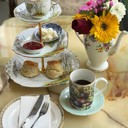 Coffee Break In Nice Coffee Set From England