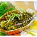 น้ำพริกหนุ่มผักสด