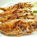 ปลาทูทอดน้ำปลา...อร่อยที่ปลาทอดออกกรอบทานได้ทั้งตัว และอร่อยไม่เหมือนใครที่น้ำทา