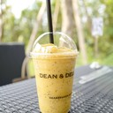 Peach & Passion Fruit Smoothies (165THB)