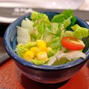 Ramen & Char Siu Rice Bowl Set [315++] - Salad