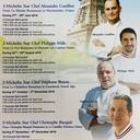 กำหนดการ Michelin Star Chef Events ครั้งต่อๆไป
