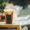 มะพร้าวน้ำหอมทั้งลูก ผสมกับ ชอตกาแฟเทพๆ ฟินโคตรรรร