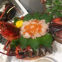 Lobsterสด