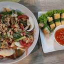 ร้านอาหาร ขอนแก่น แหนมเนือง อาหารเวียดนาม ครัวเวียดนาม สาขา จังหวัดขอนแก่น กม.0