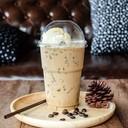 กาแฟเอสเปสโซ่ เข้มข้น กับไอศครีมวนิลา หวานหอม