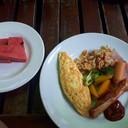 อาหารเช้า ถือว่าดี มีหลากหลายได้มาตรฐาน