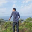 จุดบนนี้จะมองเห็นทั้งภูเขา ทุ่งหญ้า ทะเล ชัดมากค่ะ