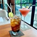 Long Island & Strawberry Margarita