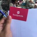 สั่งในแอฟ Foodpanda ได้แล้วนะครับ