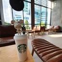 หมีน้อยสตาร์ ชั้น2 @ Starbucks Sukumvit Hospital